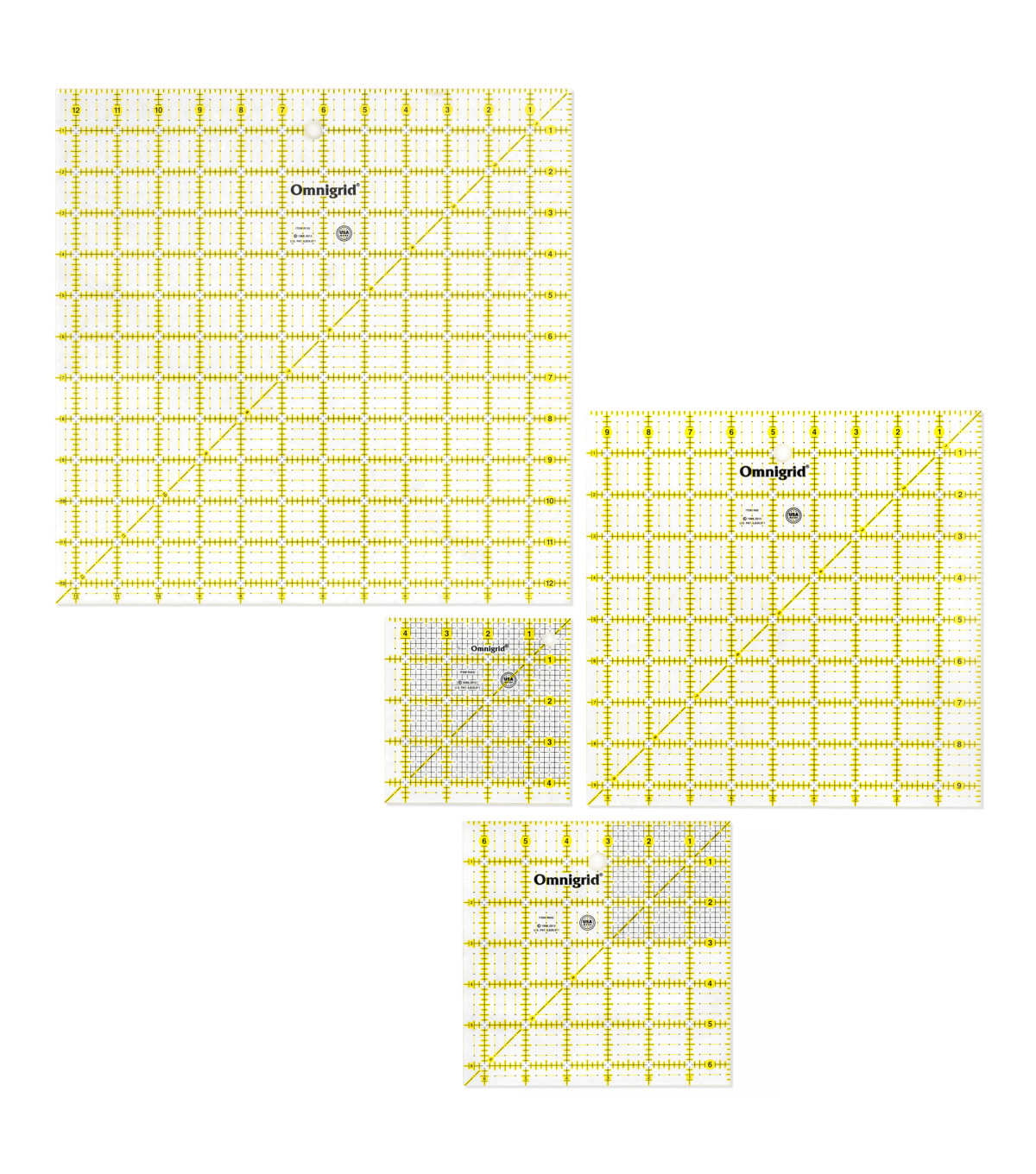 Omnigrid® Value Pack 1 Ruler