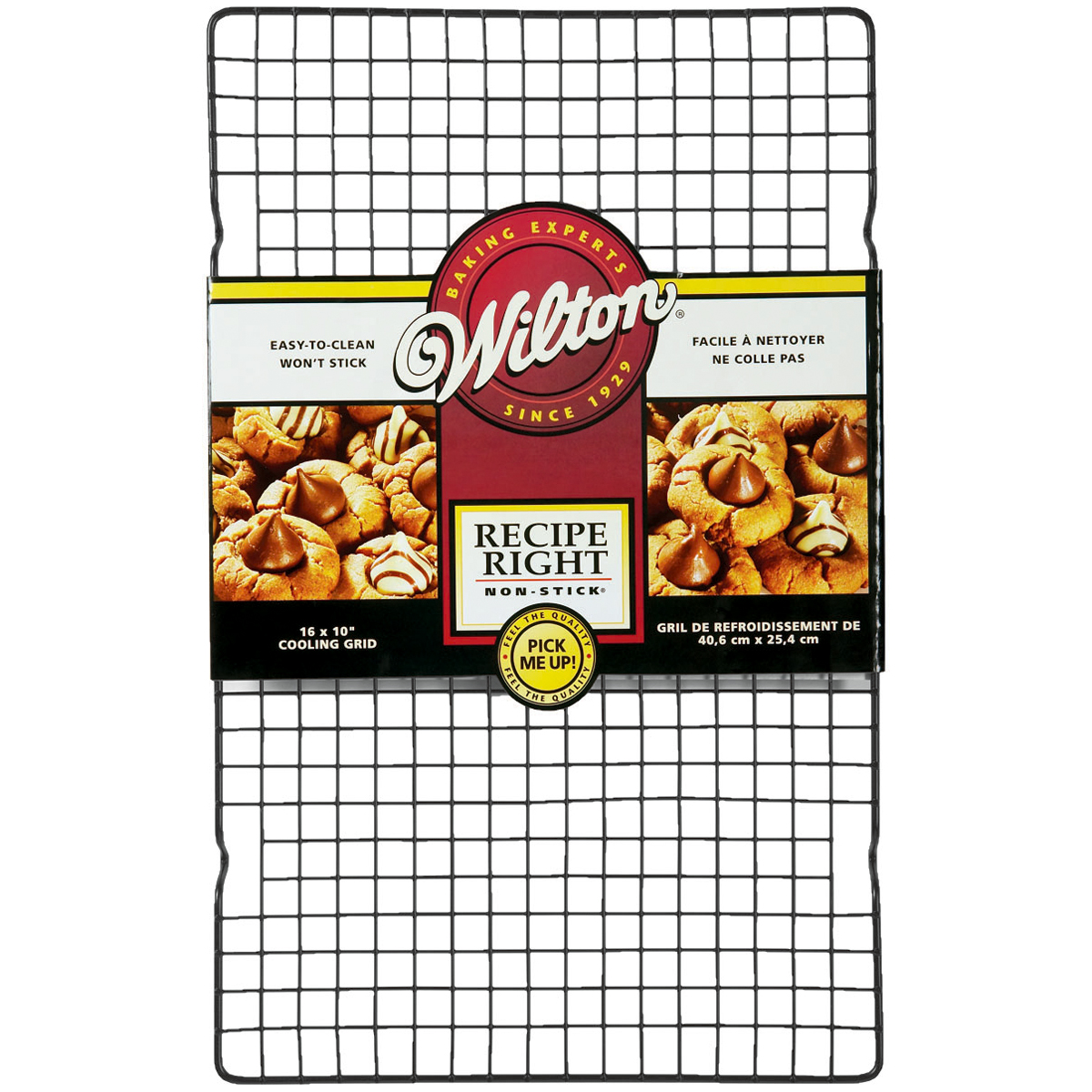 Wilton® Recipe Right Non-Stick Cooling Grid