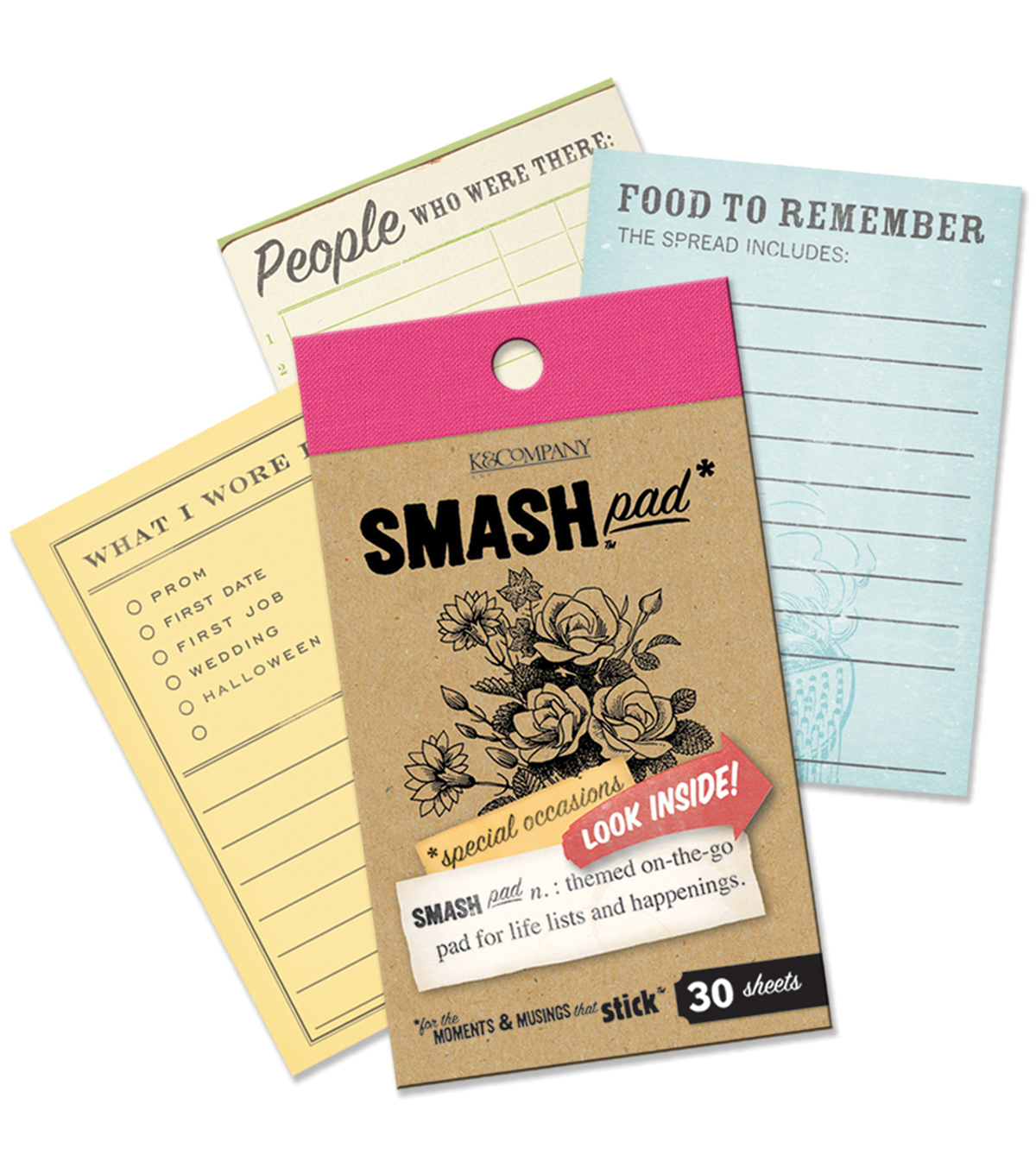 K&Company Special Occasions Smash Pad