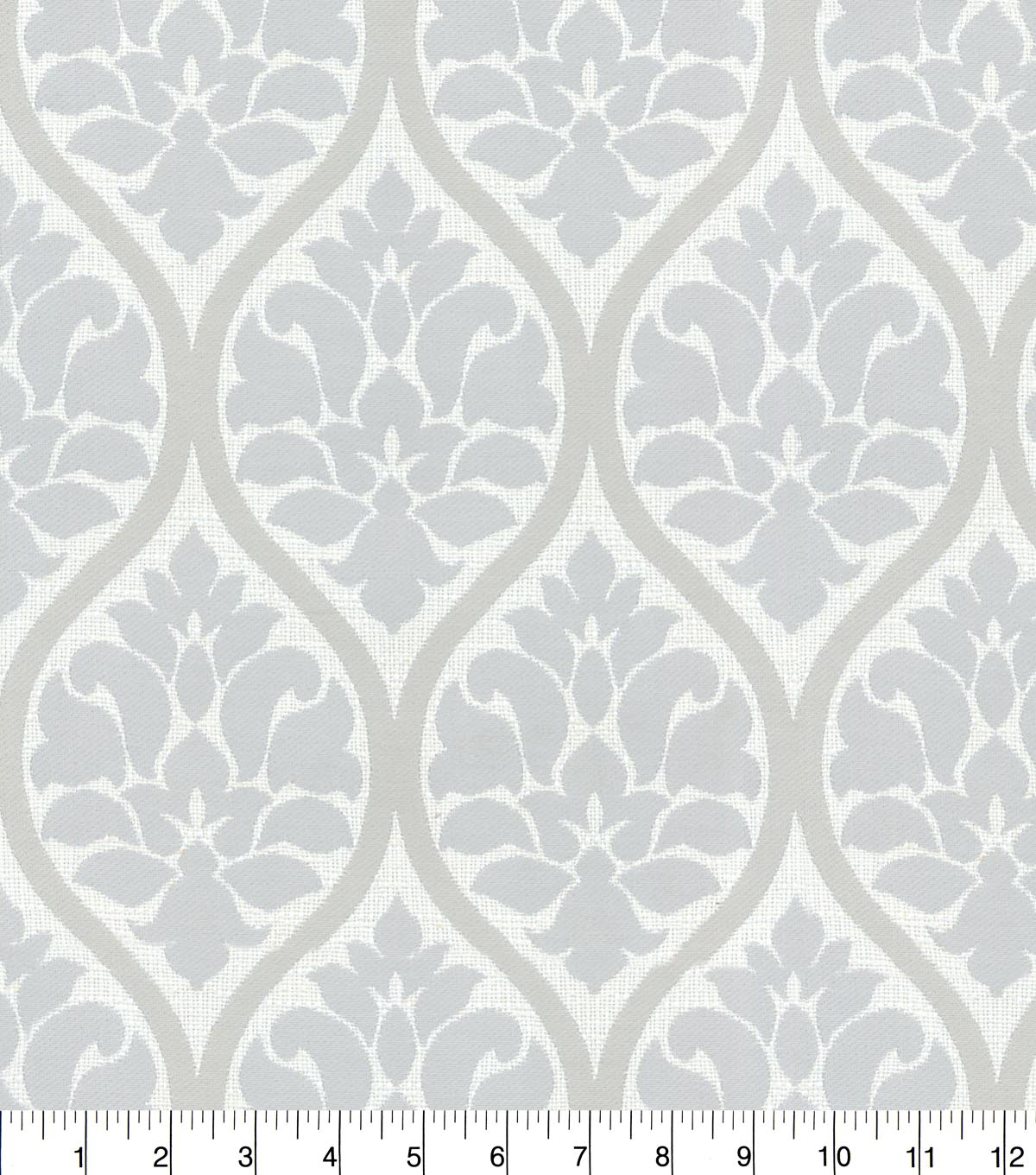Waverly Upholstery Fabric 54''-Sterling Shape Shifter