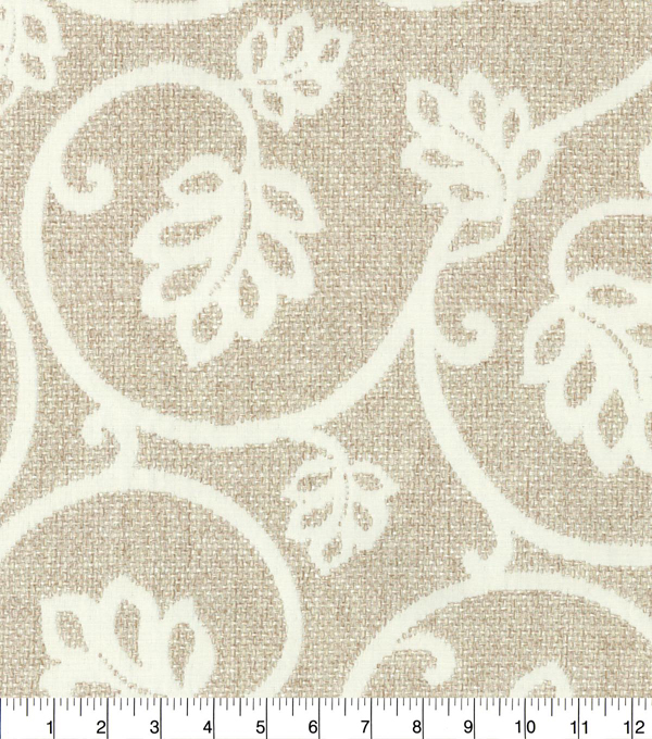 Waverly Upholstery Fabric 54''-Rattan Main Act