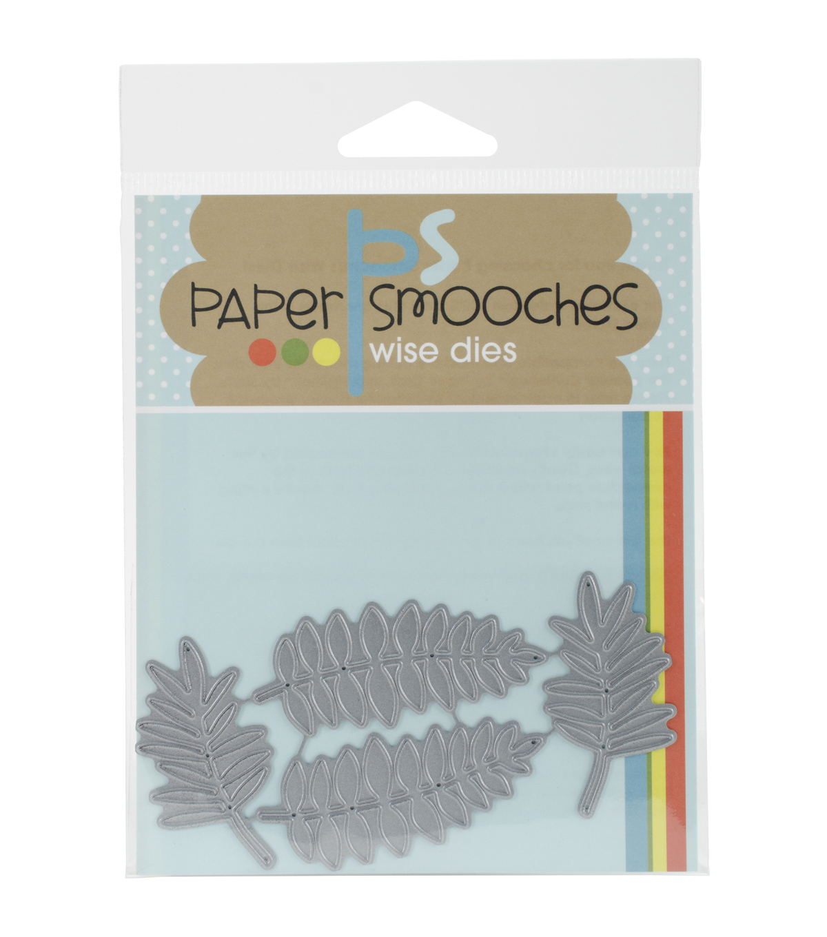 Paper Smooches Wise Die-Foliage 2