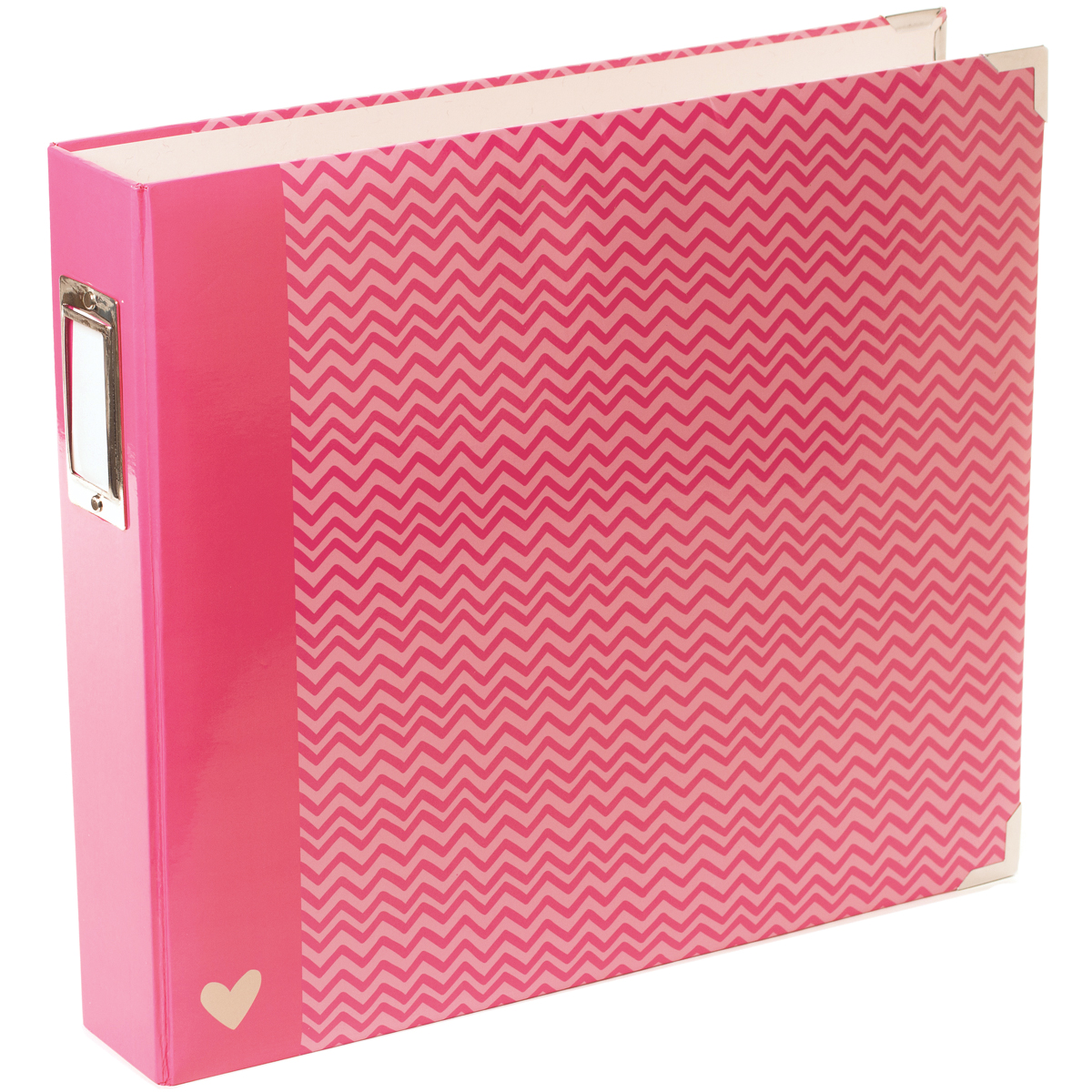 "Project Life Designer D-Ring Album Blush Edition 12""X12""-Blush"