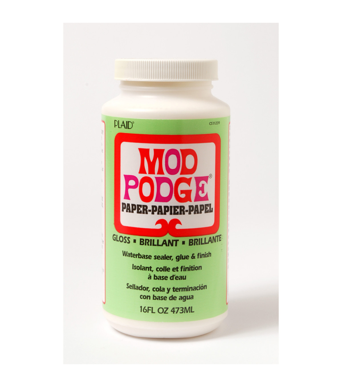 Mod Podge Paper Gloss Finish