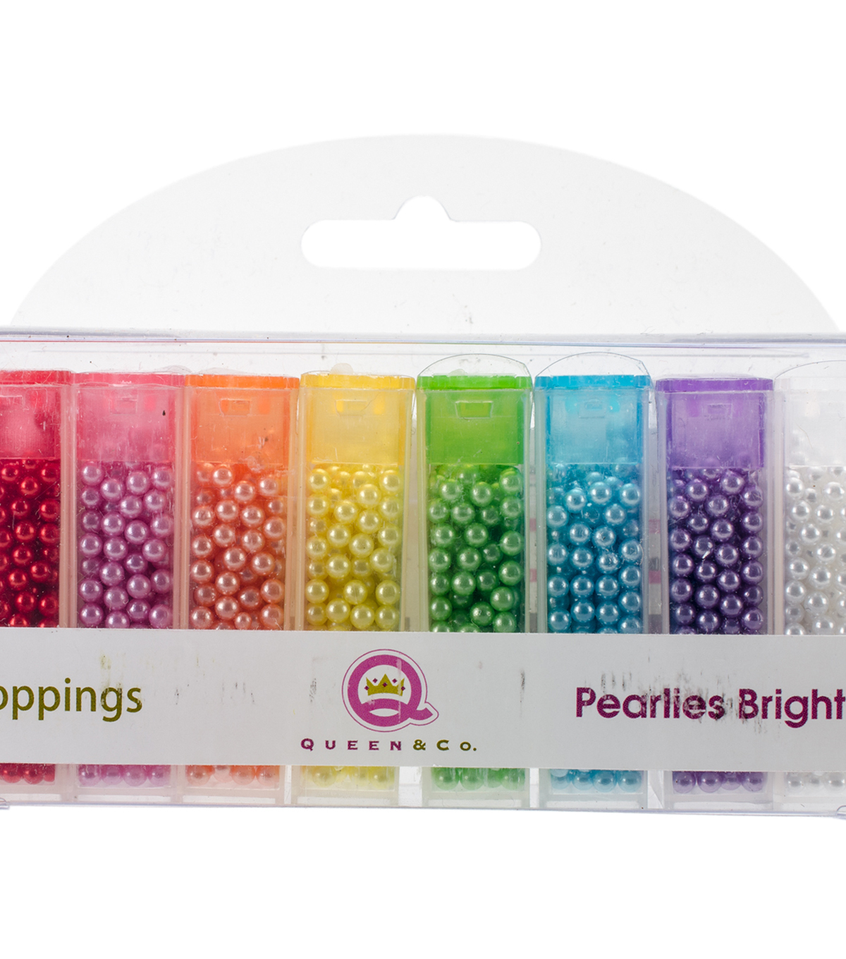 Queen & Co Topping Set-Pearlies Bright
