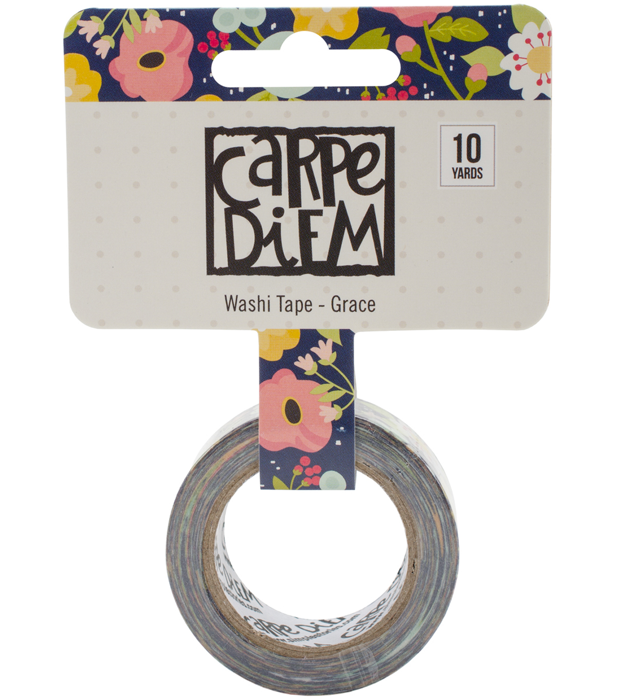 Faith Washi Tape 15mm X30\u0027-Grace