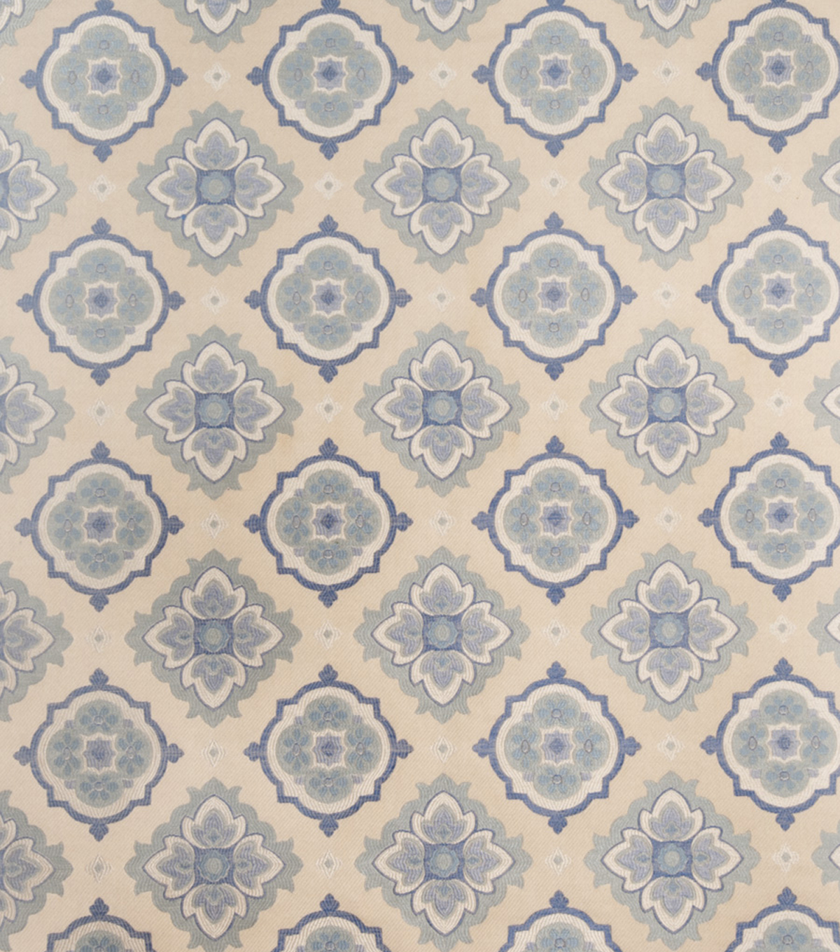Home Decor 8\u0022x8\u0022 Fabric Swatch-Jaclyn Smith Irvington Cobalt