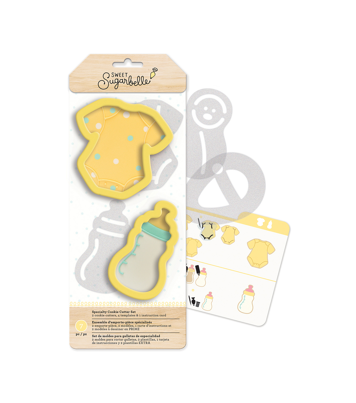 Sweet Sugarbelle Cookie Cutters Special Delivery   JOANN