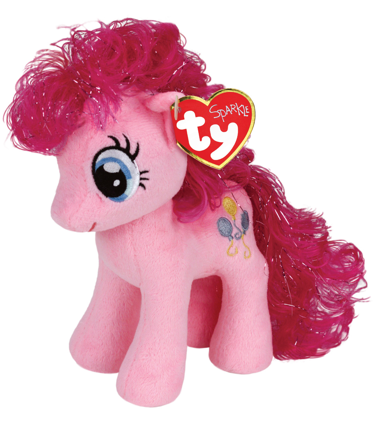 Ty Beanies My Little Pony Pinkie Pie