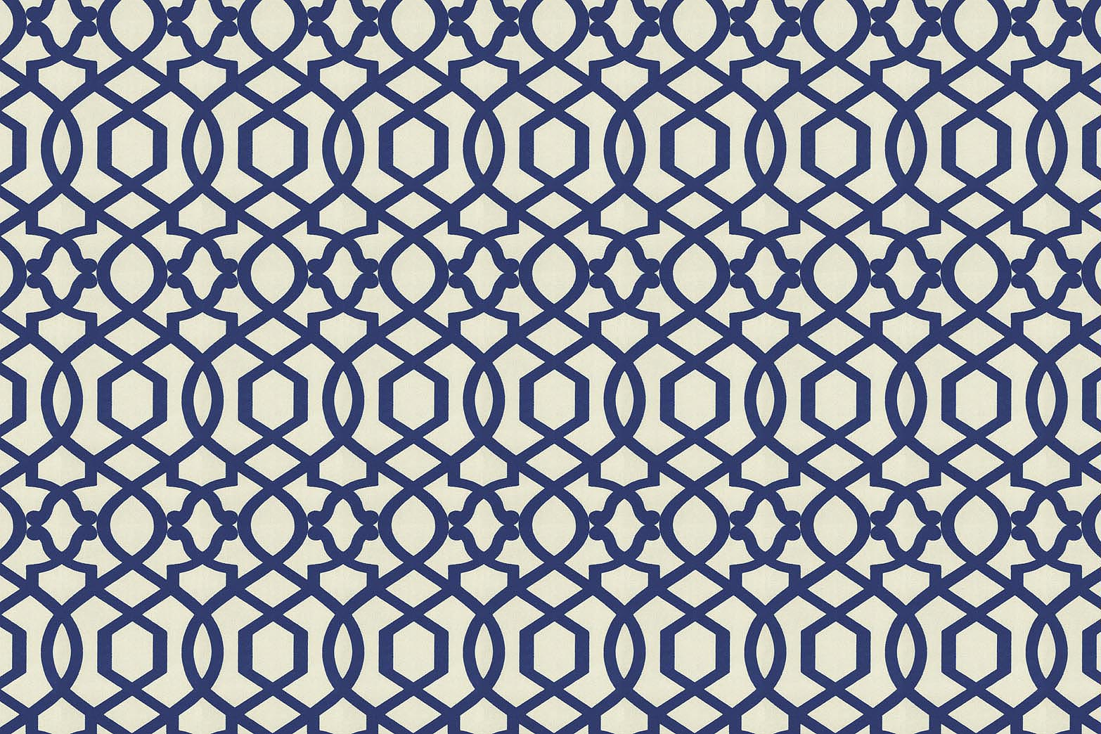 "IMAN Home Print Fabric 54""-Sultana Lattice/Luna"