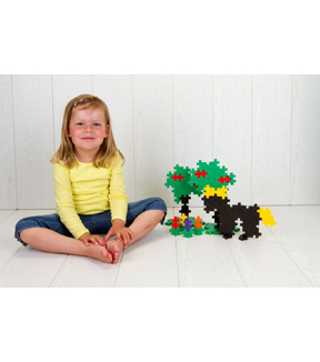 Plus-Plus - MIDI 20 PC Basic Building Block Set
