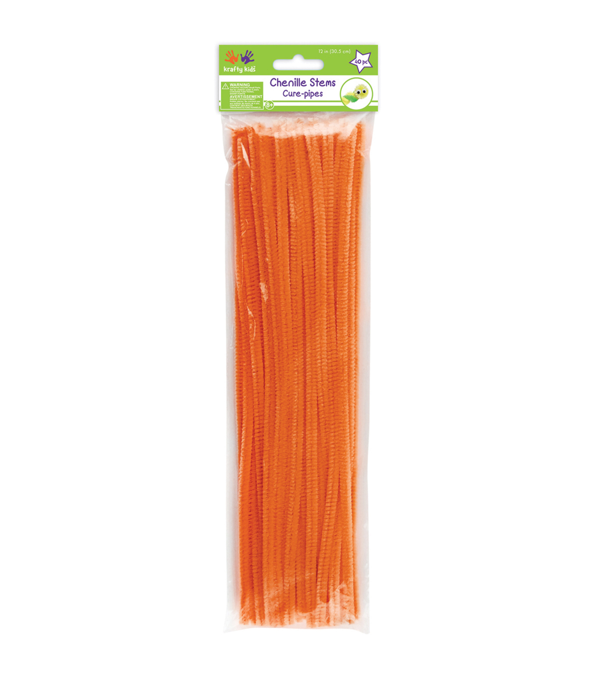 Krafty Kids Cure Pipes Chenille Stems