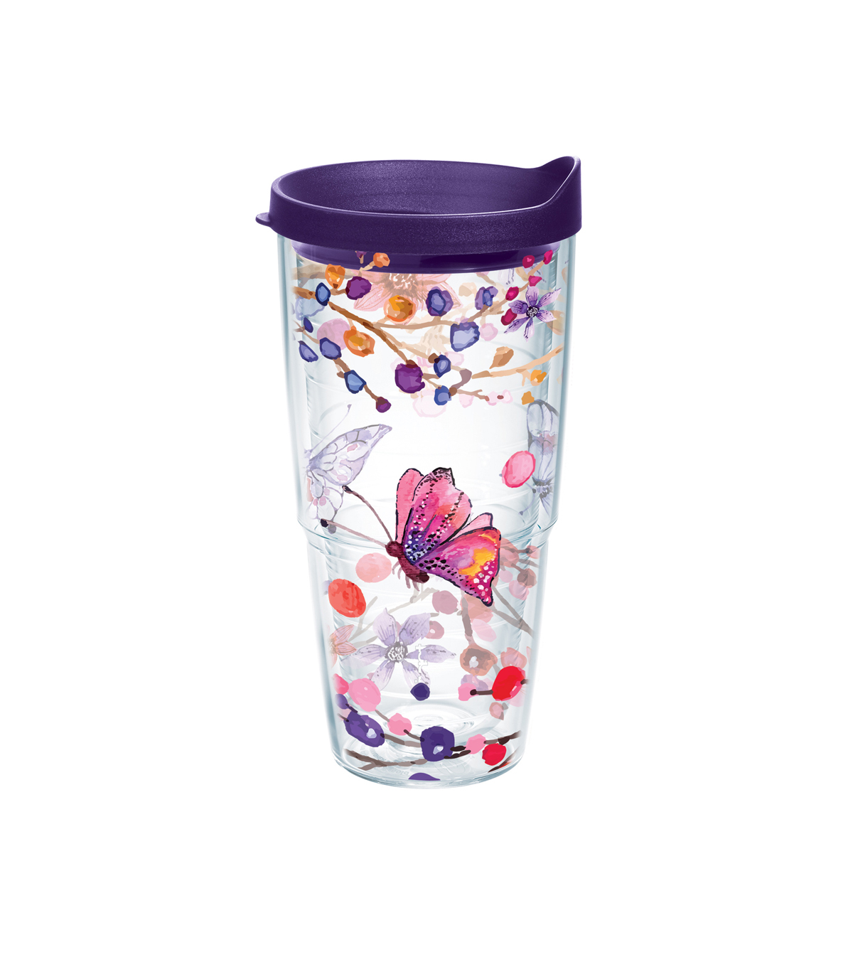 Tervis 24oz. Tumbler-Watercolor Branch Butterfly