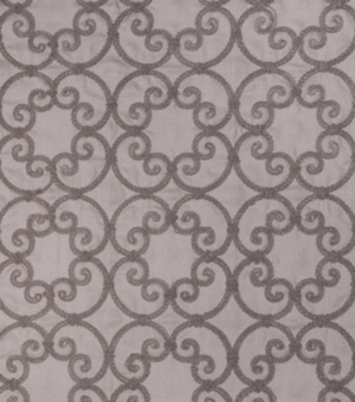 "Home Decor 8""x8"" Fabric Swatch-Print Fabric Eaton Square Ancestry Taupe"