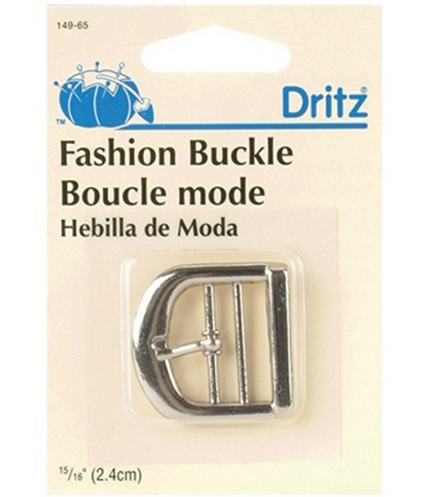 Dritz® Buckle W/2 Center Strap Bars 1/Pkg