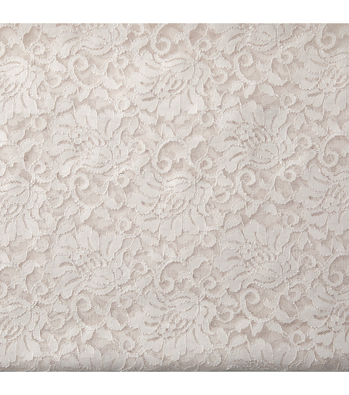 "Casa Collection™ Stretch Lace Fabric 54""-Rosewater"