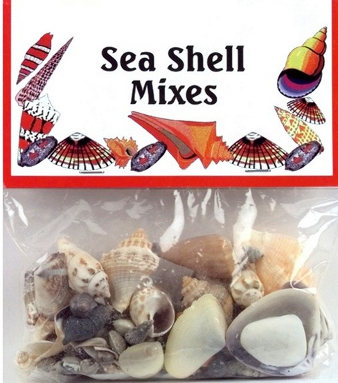 Sea Shell Mixes-Small