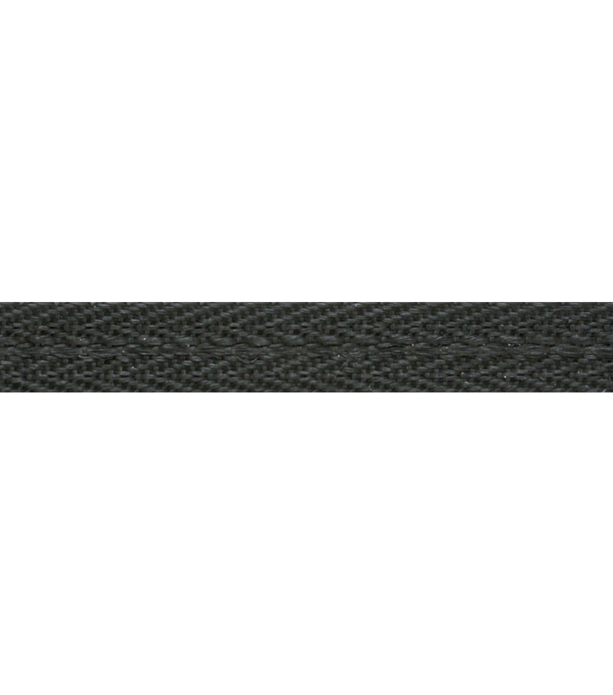 3/8\u0022 Black Webbing Apparel Trim