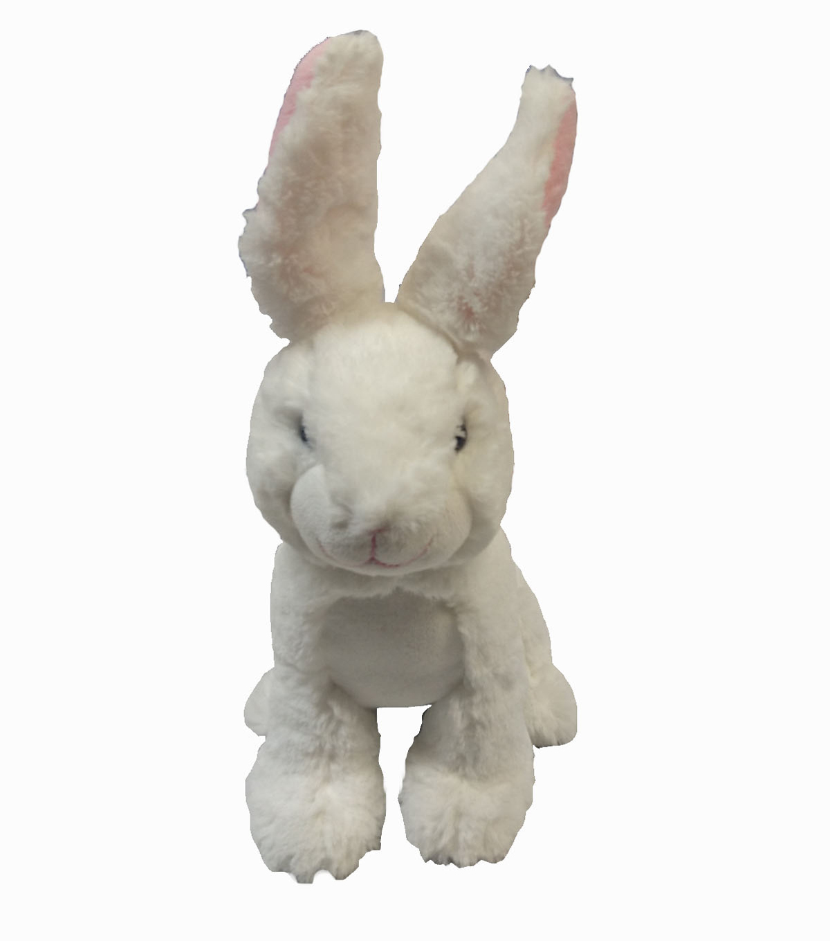 Easter 9\u0027\u0027 Plush Rabbit-White