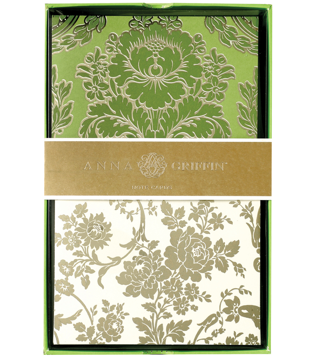 Anna Griffin Green 24 Count Note Cards
