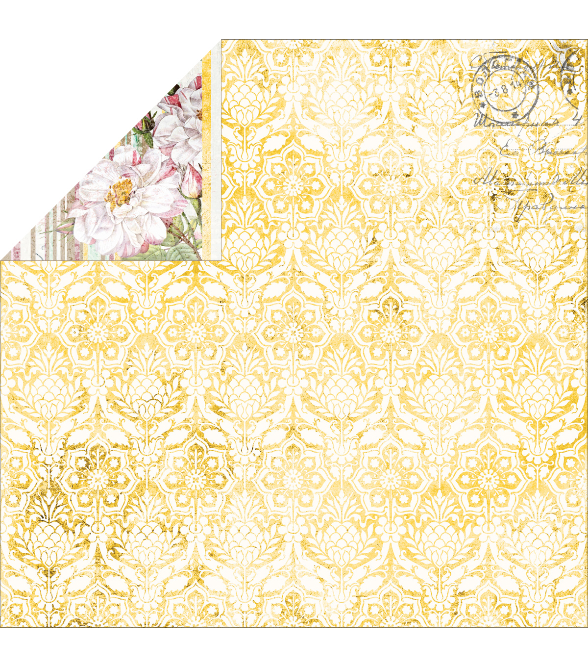 Kaisercraft Be-You-Tiful Splendid Double-Sided Cardstock
