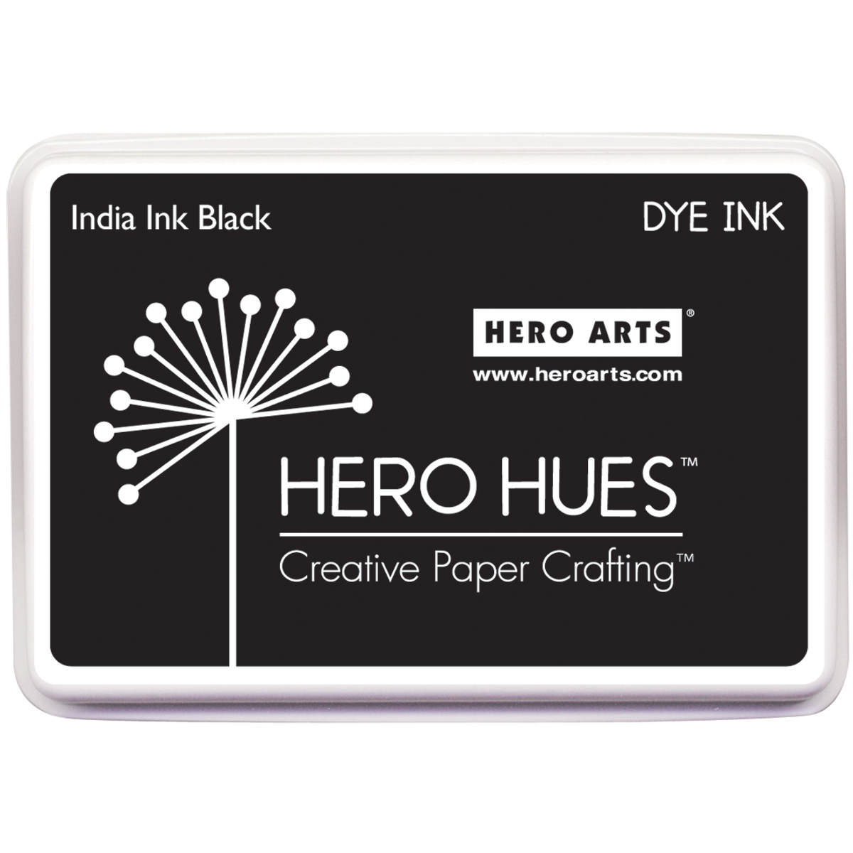 India -hero Hues Dye Ink