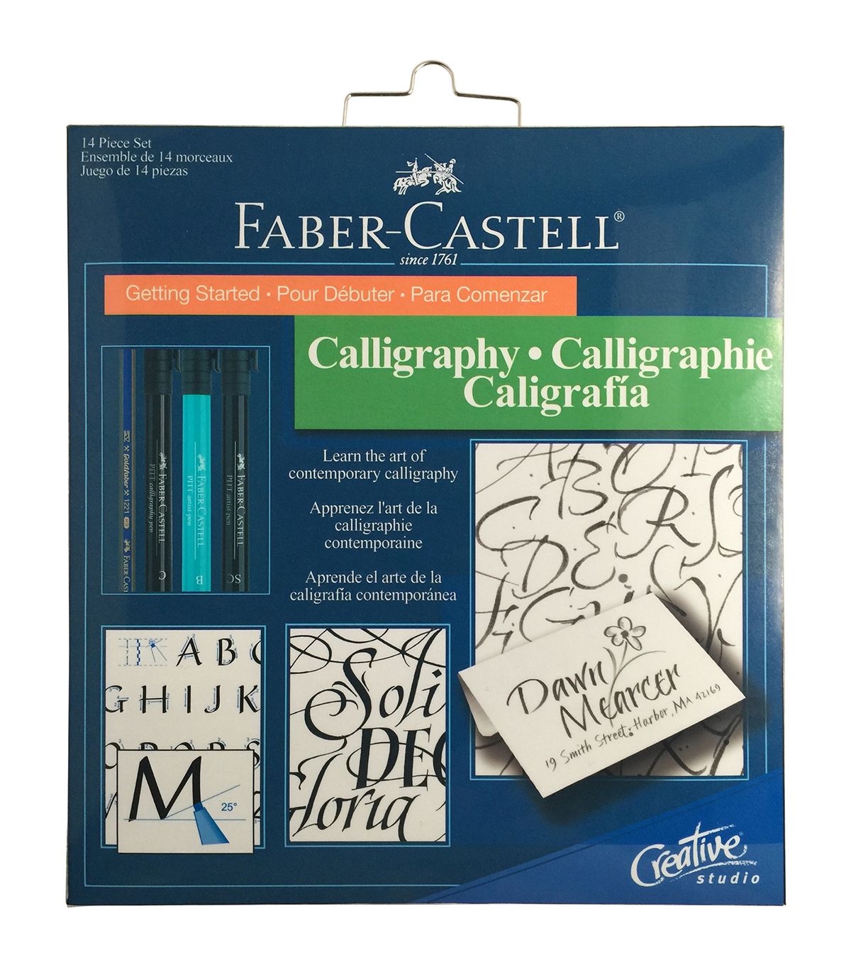 Faber-Castell® Getting Started Calligraphy Kit