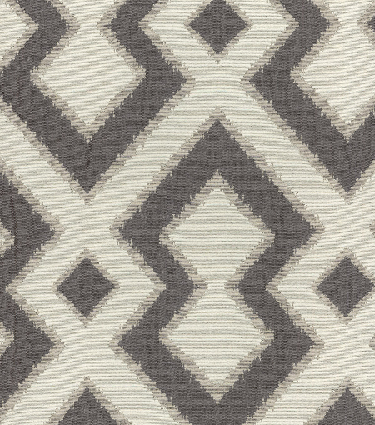 "Waverly Upholstery Fabric 56""-Sweet Thoughts Charcoal"