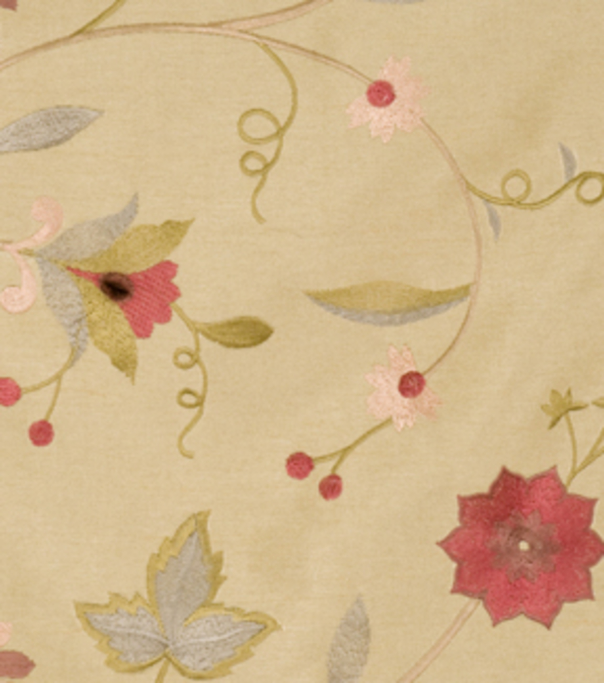 Home Decor 8\u0022x8\u0022 Fabric Swatch-Print Fabric Eaton Square Grandstand Antique