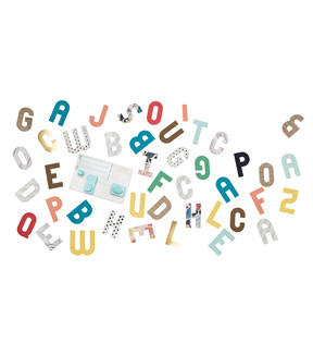 We R Memory Keepers™ Alphabet Punch Board