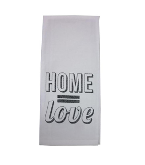Pretty Much Towel-Home Equals Love