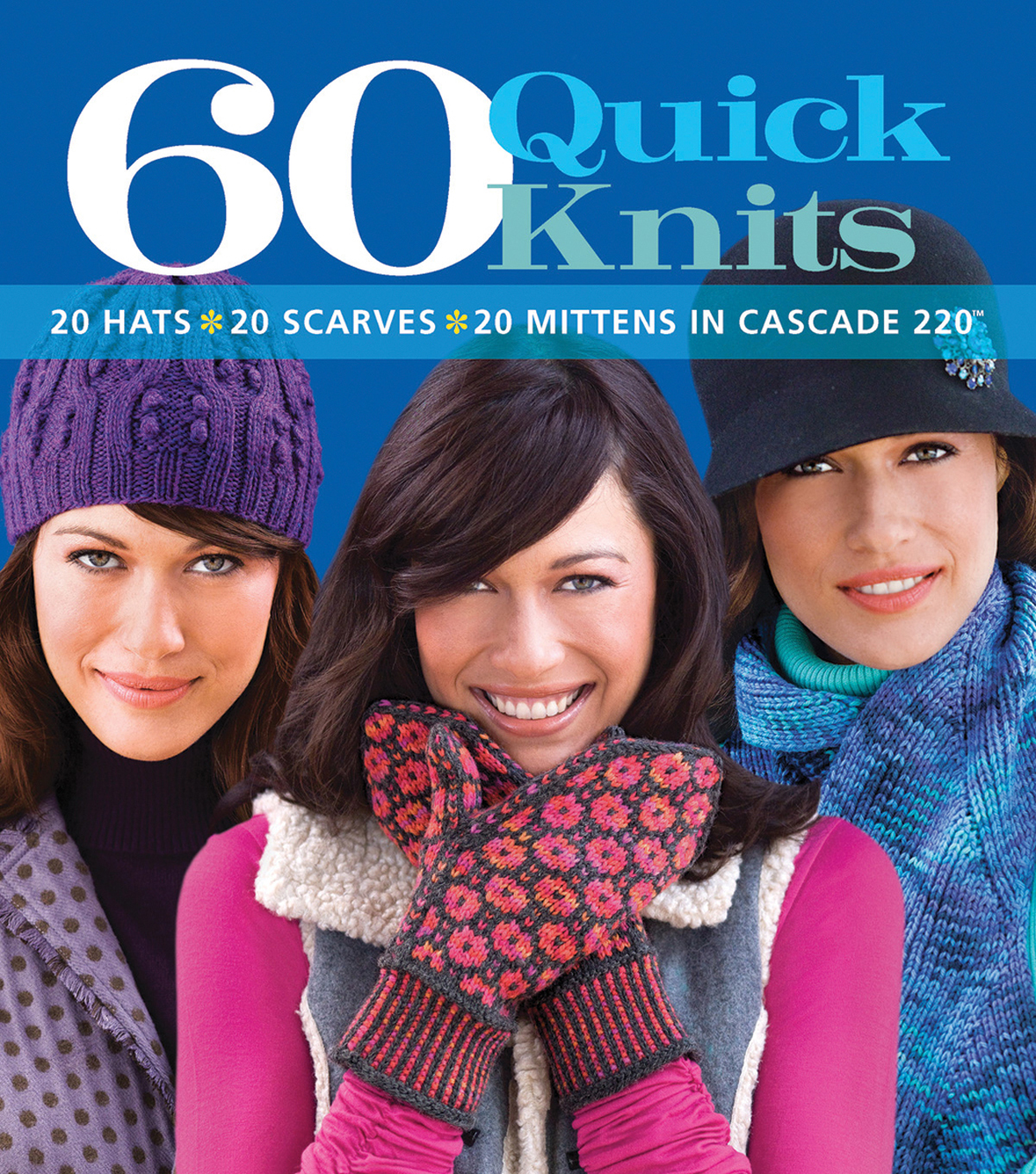 Sixth & Springs Books-60 Quick Knits