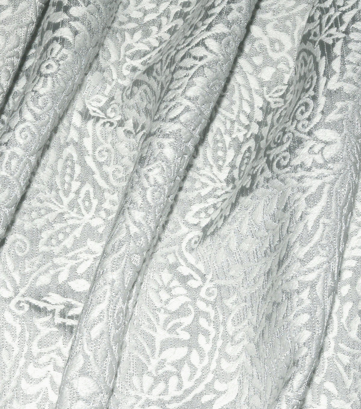 Waverly Upholstery Fabric 57\u0022-Boutique Find Platinum