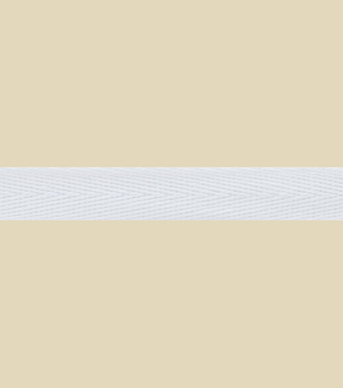 Simplicity® 0.5\u0022x12\u0027 Twill Tape Apparel Trim