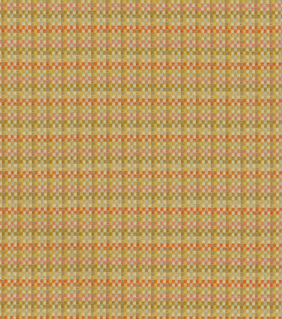 Waverly Upholstery Fabric 54\u0022-Geometrique/Clay