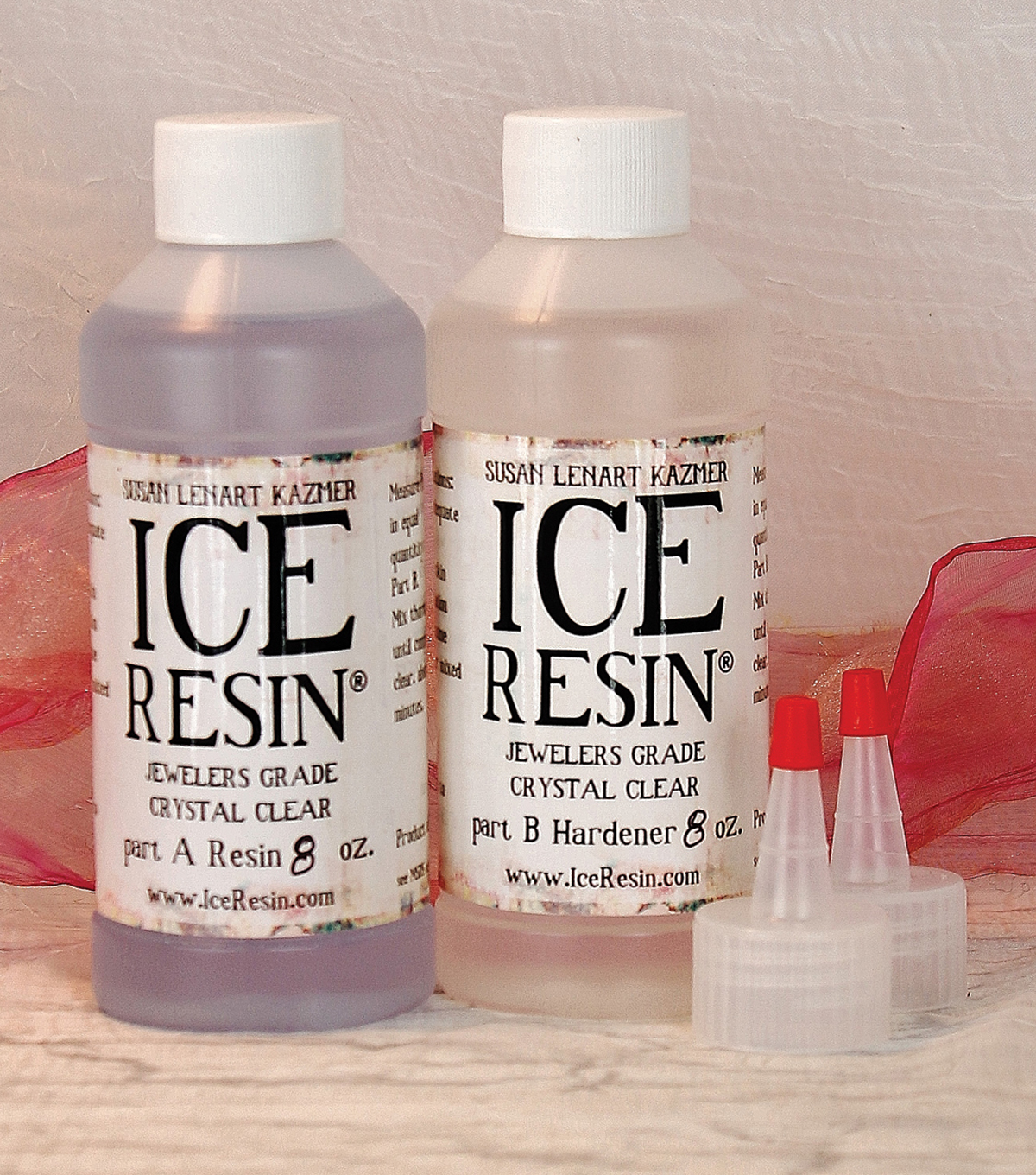 ICE Resin 16oz Refill Kit-8oz Resin & 8oz Hardener