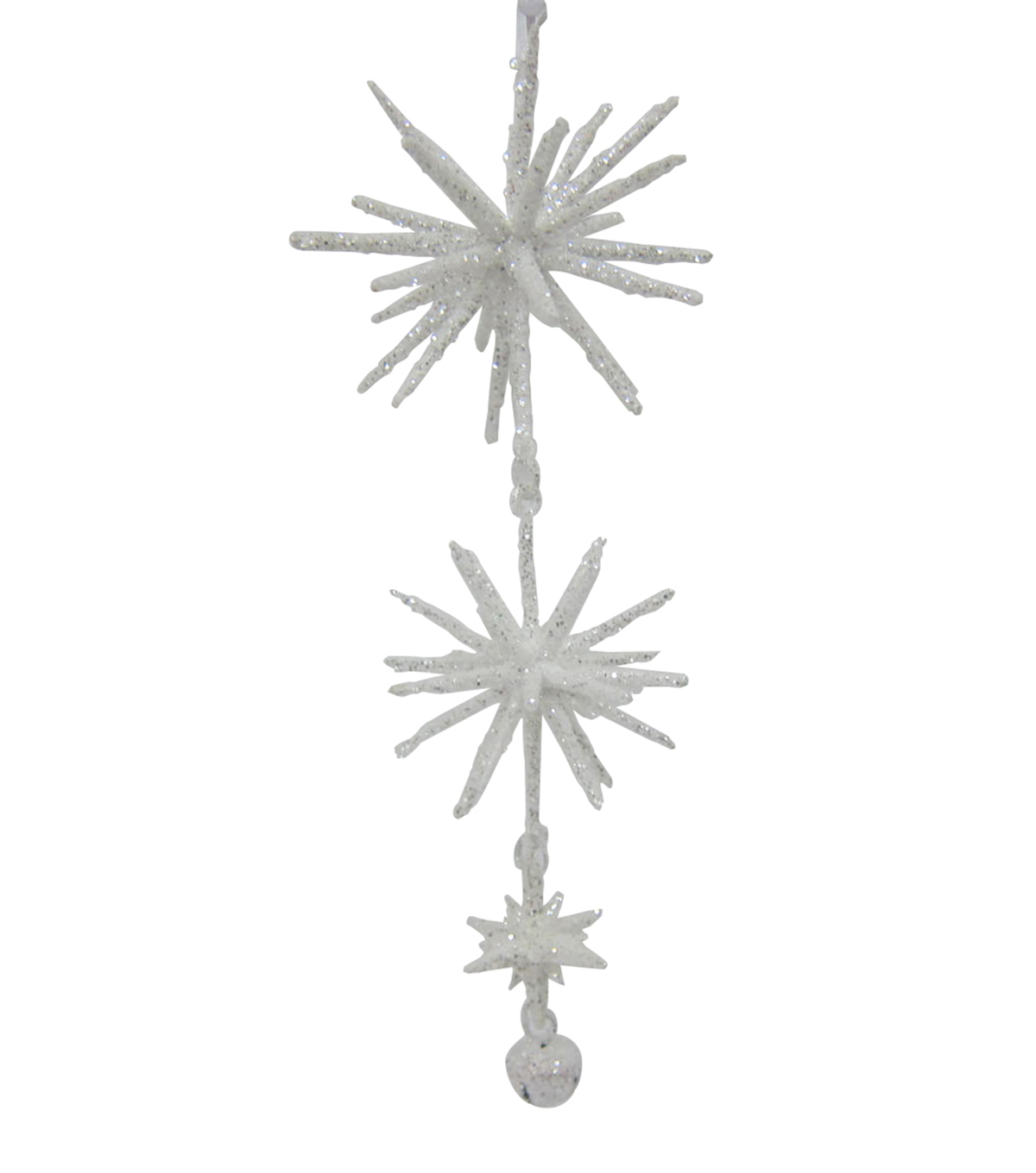 Maker\u0027s Holiday Three Snowflake Ornament