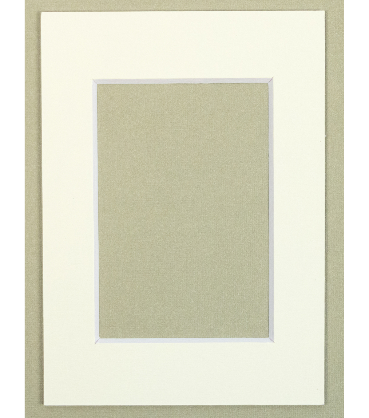 Framing Mats 5X7-Cream