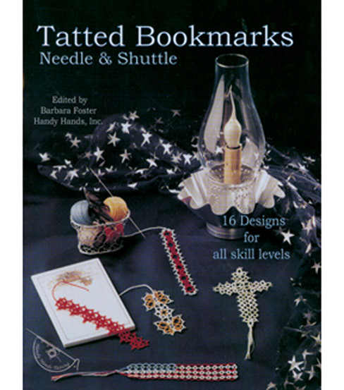 Tatted Bookmarks-Needle & Shuttle