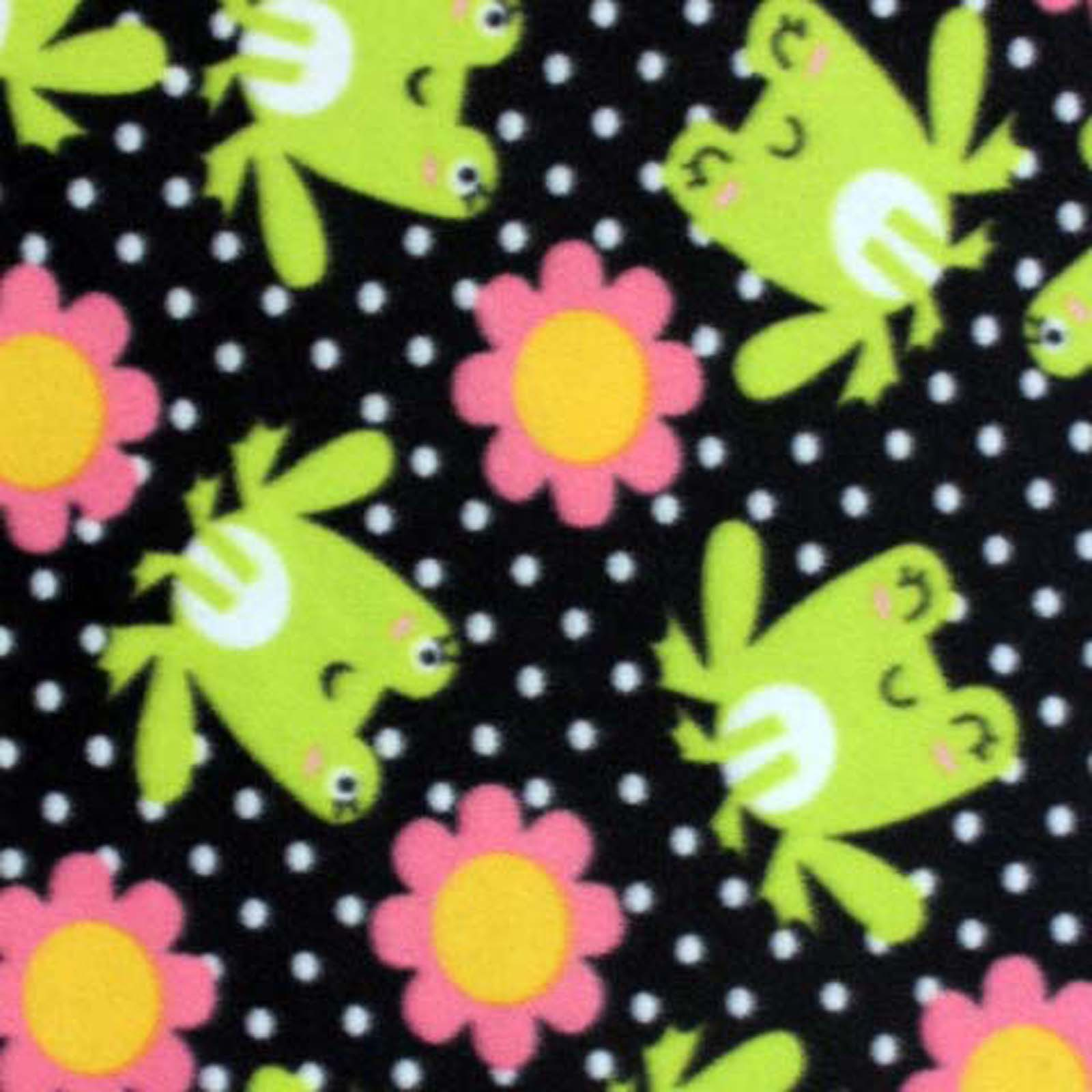 Frogs On Dots