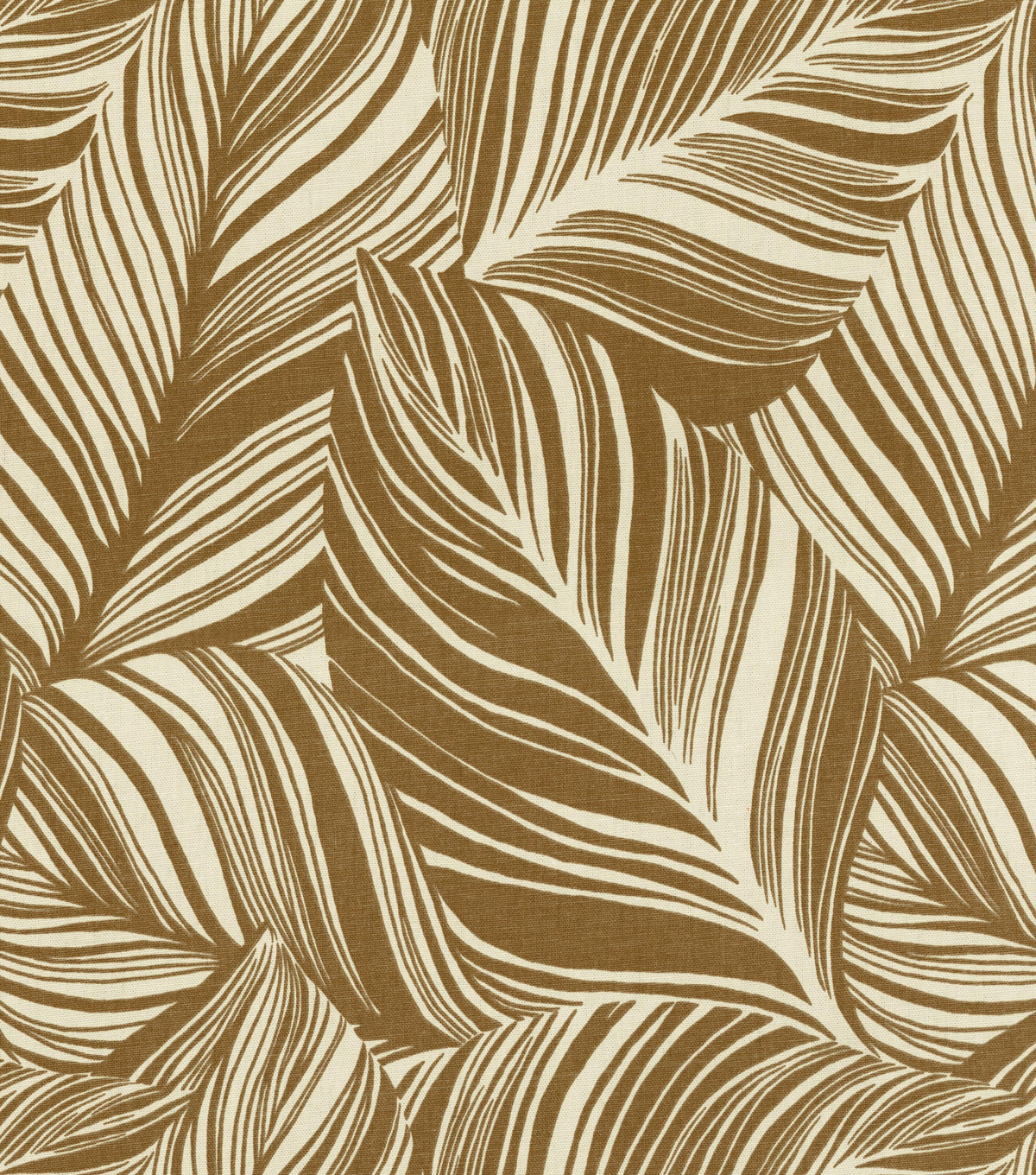 Home Decor 8\u0022x8\u0022 Fabric Swatch-Tommy Bahama Fantasy Foilage Nutmeg