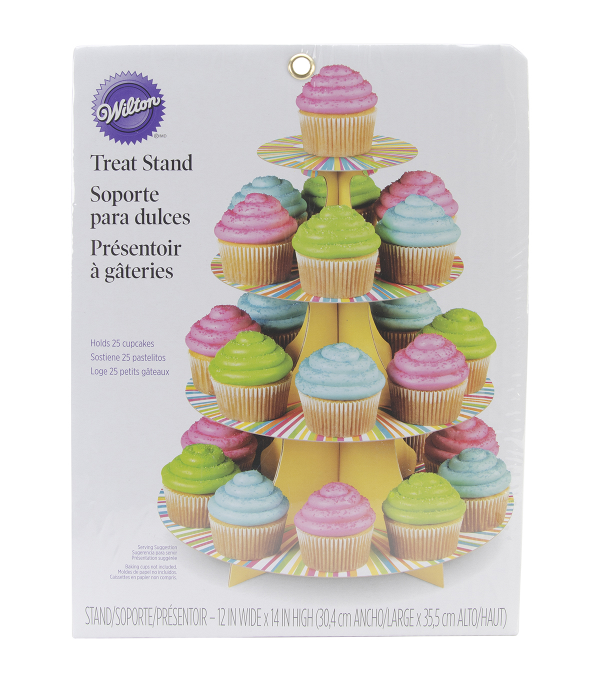 Wilton Color Wheel Treat Stand