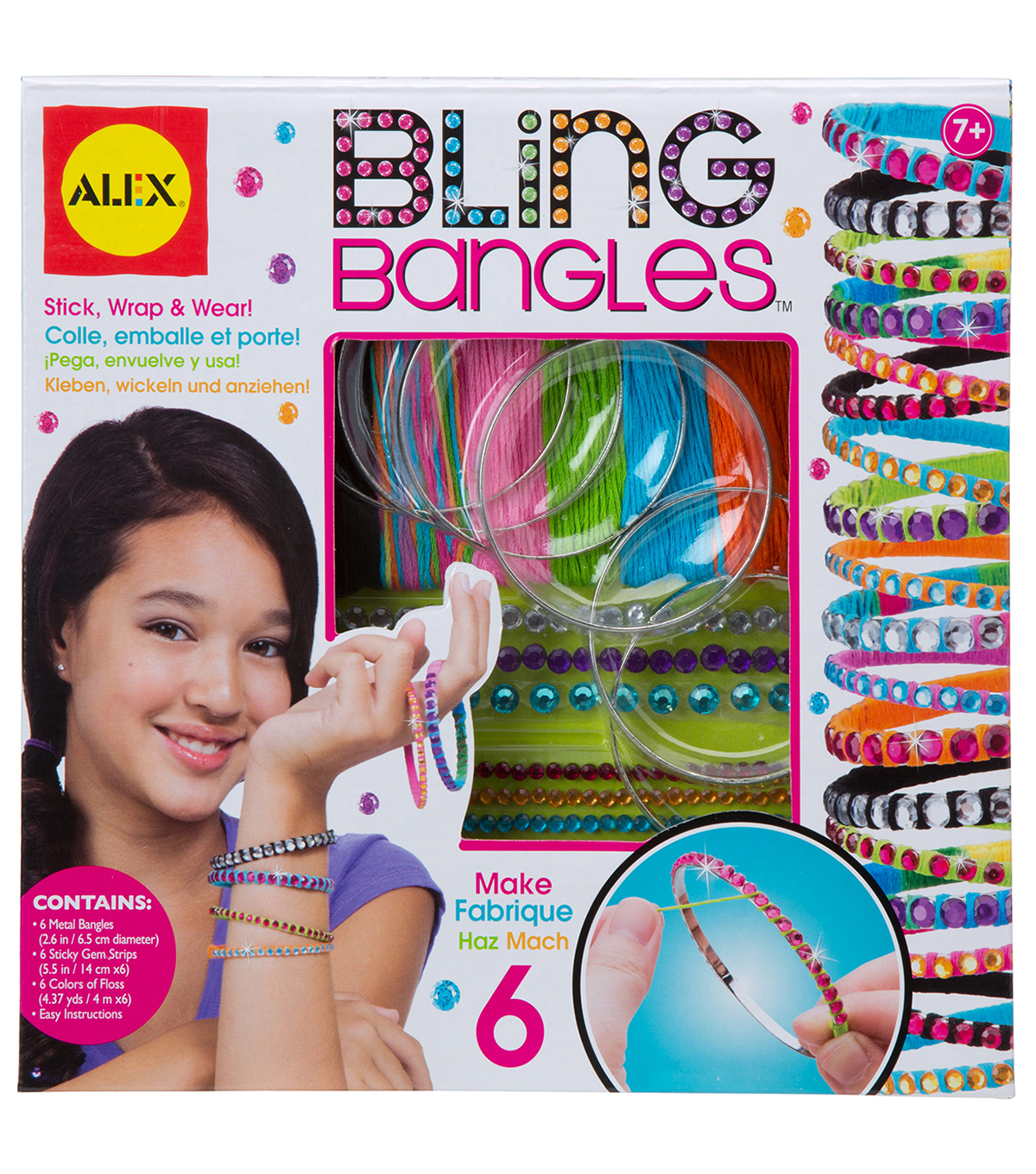 Alex Toys Bling Bangles Kit
