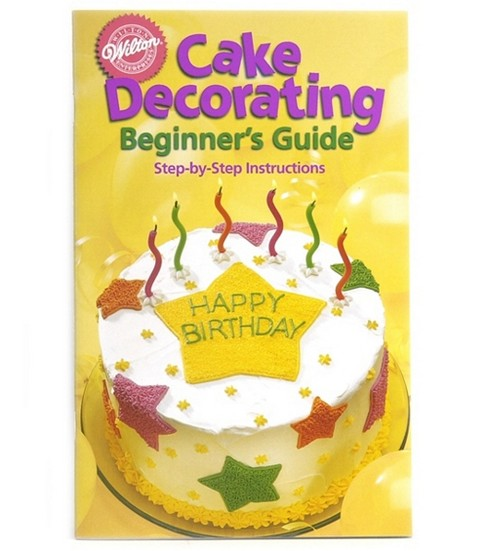 Wilton® Cake Decorating Beginners Guide