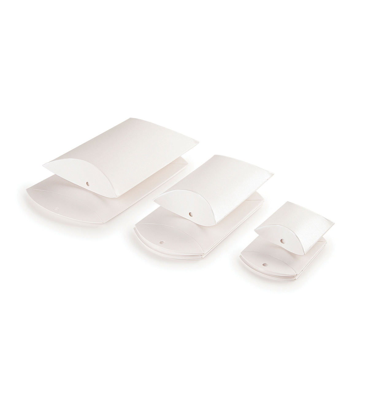 Pillow Boxes-Mt. Cream 9pk