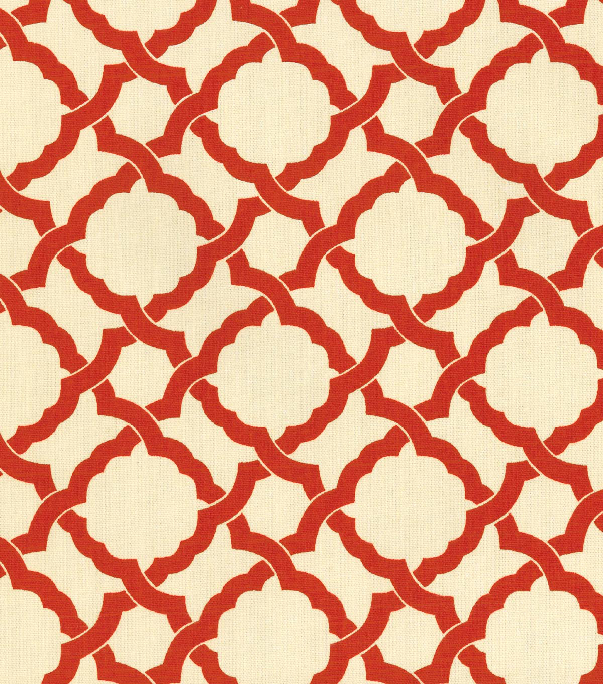 Waverly Upholstery Fabric 54\u0022-Kent Crossing/Crimson
