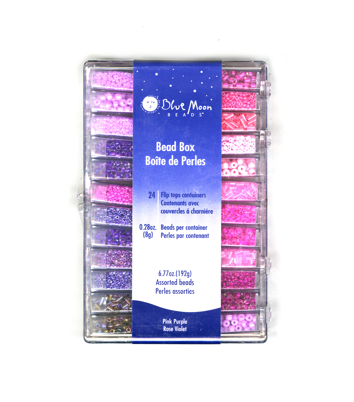 Blue Moon Beads Glass Bead Mix Multi