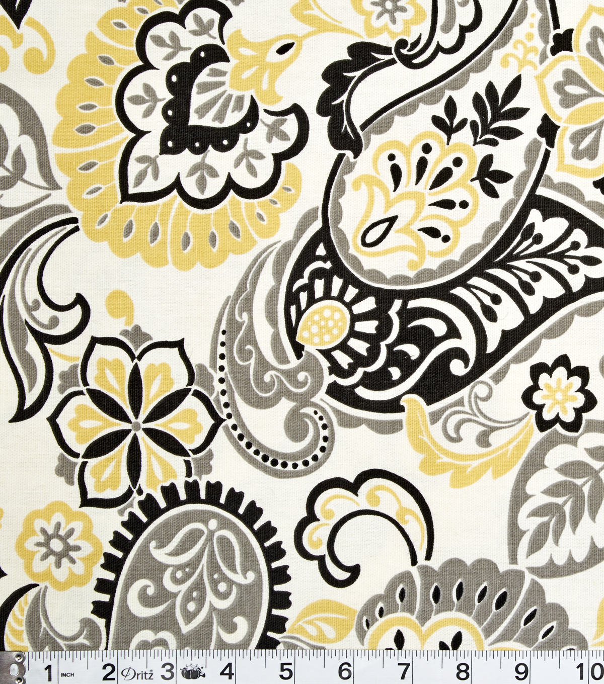 Home Essentials Lightweight Decor Fabric 45\u0022-Filigree Butter