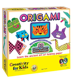 Creativity for Kids Origami Craft Kit