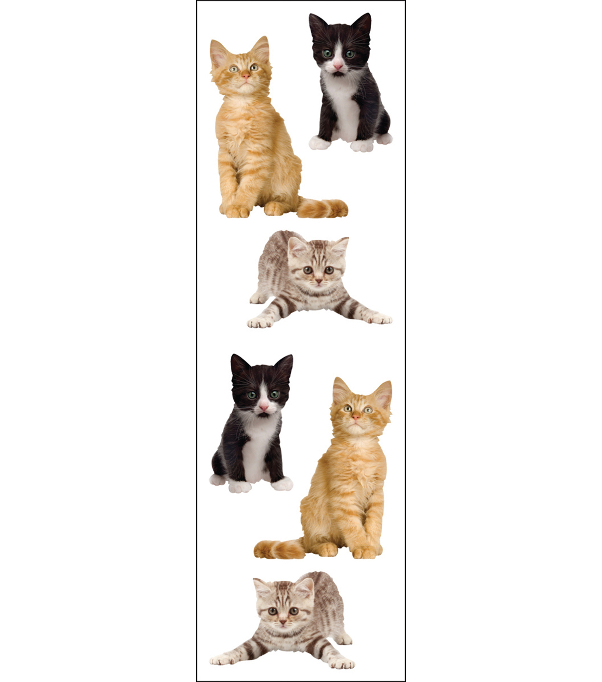 Mrs. Grossman\u0027s Stickers-Adorable Kittens